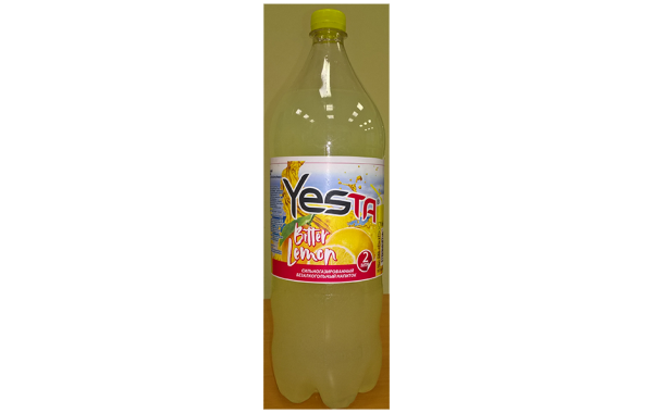 Yesta – Bitter Lemon