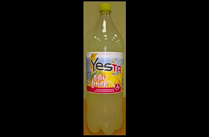 Yesta – Bitter Lemon